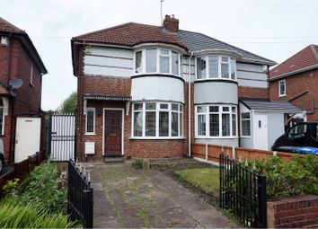 Thumbnail 2 bedroom semi-detached house for sale in Mounts Road, Wednesbury