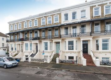 Thumbnail 2 bed flat for sale in Sea View Terrace, Margate
