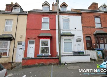 Thumbnail 3 bedroom terraced house to rent in Parkhill Road, Smethwick