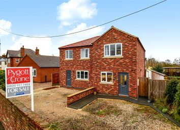 Thumbnail 3 bed semi-detached house for sale in West Street, Billinghay