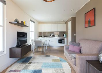 Serviced flat to rent in Bayham Place, London NW1