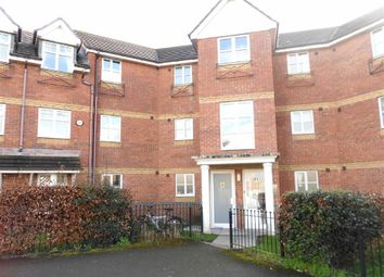 Thumbnail 2 bedroom flat for sale in Chassagne Square, Crewe, Cheshire