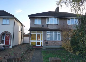 Thumbnail 3 bed semi-detached house for sale in Bridge Road, Chessington