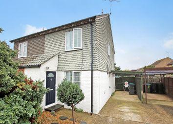 Thumbnail 2 bedroom semi-detached house for sale in Lizard Head, Littlehampton