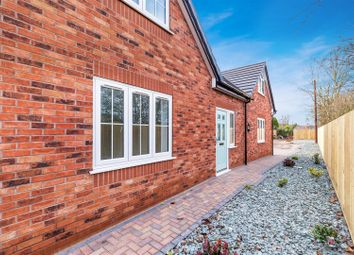 Thumbnail 3 bed detached house for sale in Slacken Lane, Talke, Stoke-On-Trent