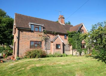 Thumbnail 4 bed detached house to rent in Newtown, Minstead, Hampshire