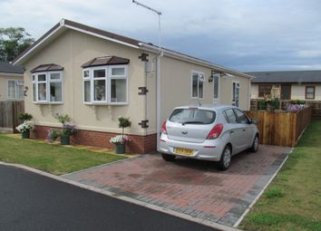 Thumbnail 2 bed mobile/park home for sale in Warren Park, Warrant Road, Stoke On Tern, Market Drayton, Shropshire