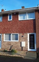 Thumbnail 2 bed terraced house to rent in Sherborne Close, Coleshill, West Midlands