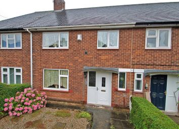 Thumbnail 3 bedroom terraced house for sale in Greenwood Road, Bakersfield, Nottingham