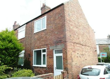 Thumbnail 2 bed end terrace house to rent in Hamilton Terrace, Morpeth