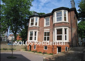 Thumbnail 3 bed flat to rent in Vivian Avenue, Nottingham