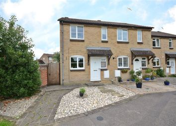 Thumbnail 2 bed end terrace house for sale in Wargrove Drive, College Town, Sandhurst