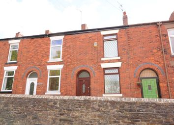 Thumbnail 2 bed terraced house to rent in Meadow Lane, Denton, Manchester