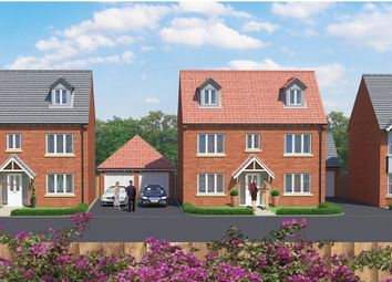 Thumbnail 5 bed detached house for sale in Open Event - New Dawn View, Stroud Road, Gloucester