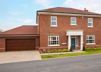 Thumbnail 4 bed detached house to rent in Grange Walk, Littlewick Green, Maidenhead