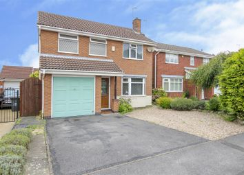 4 bed detached house for sale in Wychwood Drive, Trowell, Nottingham NG9