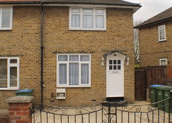 Thumbnail 3 bed end terrace house to rent in Meerbrook Road, London