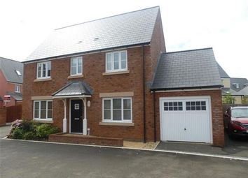 Thumbnail 3 bed detached house to rent in Merton Green, Caerwent, Caldicot
