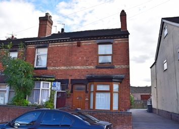 Thumbnail 2 bed end terrace house for sale in Duke Street, Heron Cross, Stoke-On-Trent