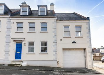 Thumbnail 4 bed town house for sale in Belle Vue, St. Peter Port, Guernsey