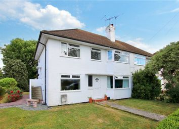 Thumbnail 2 bed flat for sale in Shirley Drive, Worthing, West Sussex