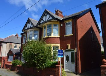 Thumbnail 3 bed semi-detached house for sale in Montreal Avenue, Blackpool