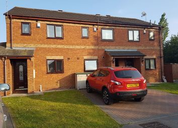 Thumbnail 3 bed terraced house for sale in Weeland Court, Knottingley