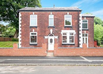 Thumbnail 4 bed detached house for sale in Cemetery Road, Bolton, Greater Manchester, Ivy Cottage