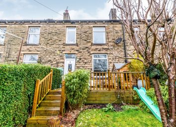 Thumbnail 3 bed terraced house for sale in Cooperative Terrace, Holmfirth