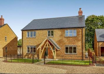 Thumbnail 4 bed detached house for sale in Oxhill Road, Warwick, Warwickshire