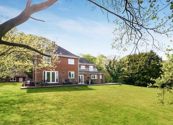 Thumbnail 5 bed detached house to rent in Lyne Road, Virginia Water