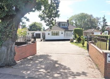 Thumbnail 4 bed detached bungalow for sale in Great Coates Road, Healing