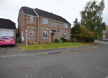 Thumbnail 4 bed detached house to rent in Marks Tey Road, Stubbington, Fareham