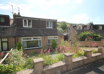 Thumbnail 4 bed semi-detached house for sale in Keswick Close, Todmorden