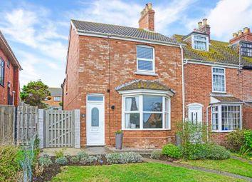 Portland Road, Weymouth DT4. 2 bed semi-detached house
