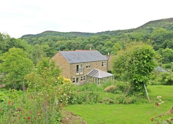 Thumbnail 4 bed detached house for sale in Maingate, Hepworth, Holmfirth