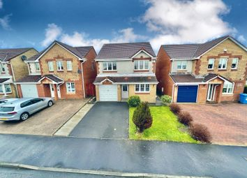 Thumbnail 4 bed property for sale in Hawkhill Drive, Stevenston