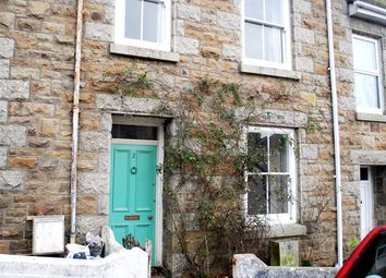 Thumbnail 4 bed terraced house for sale in Lescudjack Road, Penzance