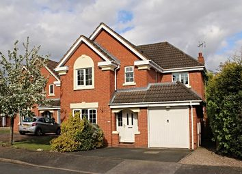 Thumbnail 4 bed detached house for sale in Cairndhu Drive, Kidderminster