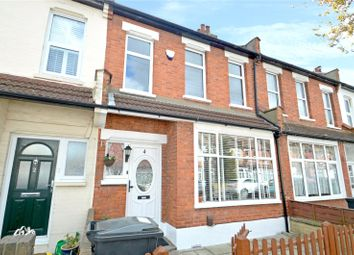 Thumbnail 3 bed terraced house to rent in Aschurch Road, Addiscombe, Croydon