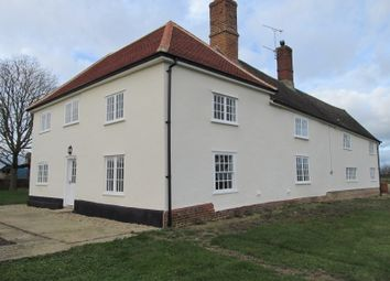 Thumbnail 6 bed detached house to rent in Badley, Stowmarket