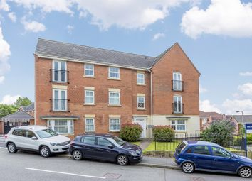 Thumbnail 2 bed flat for sale in Hayeswood Grove, Stoke-On-Trent