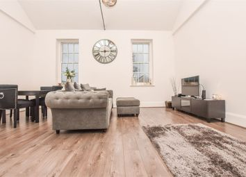 Thumbnail 2 bed flat for sale in Lacerta Court, Londinium Road, Colchester, Essex