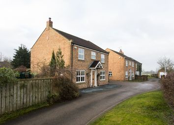 Thumbnail 4 bedroom detached house for sale in Thornhill Wind, Alne, York