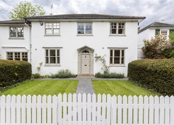 Thumbnail 4 Bed Detached House For Sale In Warboys Road Kingston Upon Thames