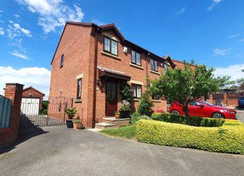 Thumbnail 3 bed semi-detached house for sale in Darton Hall Drive, Darton, Barnsley