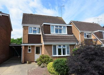 Thumbnail 4 bed detached house for sale in Inglewood Avenue, Mickleover, Derby