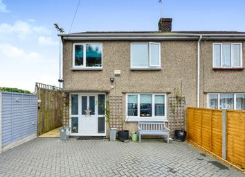 Thumbnail 3 bed semi-detached house for sale in Beechwood Close, Frome