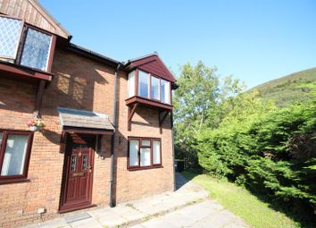 Thumbnail 2 bed terraced house for sale in Cwmcarn, Cross Keys, Newport