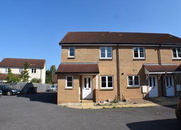 Hillgrove Close, Kidsbury Road, Bridgwater TA6. 3 bed end terrace house